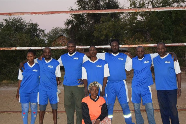 Ingwelala Football Team