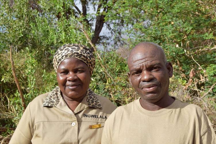 John Sibuyi & Elizabeth Monyane